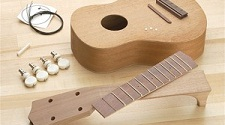 Grizzly Industrial Ukulele Kit