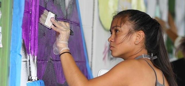 The Estria Foundation: Mele Murals