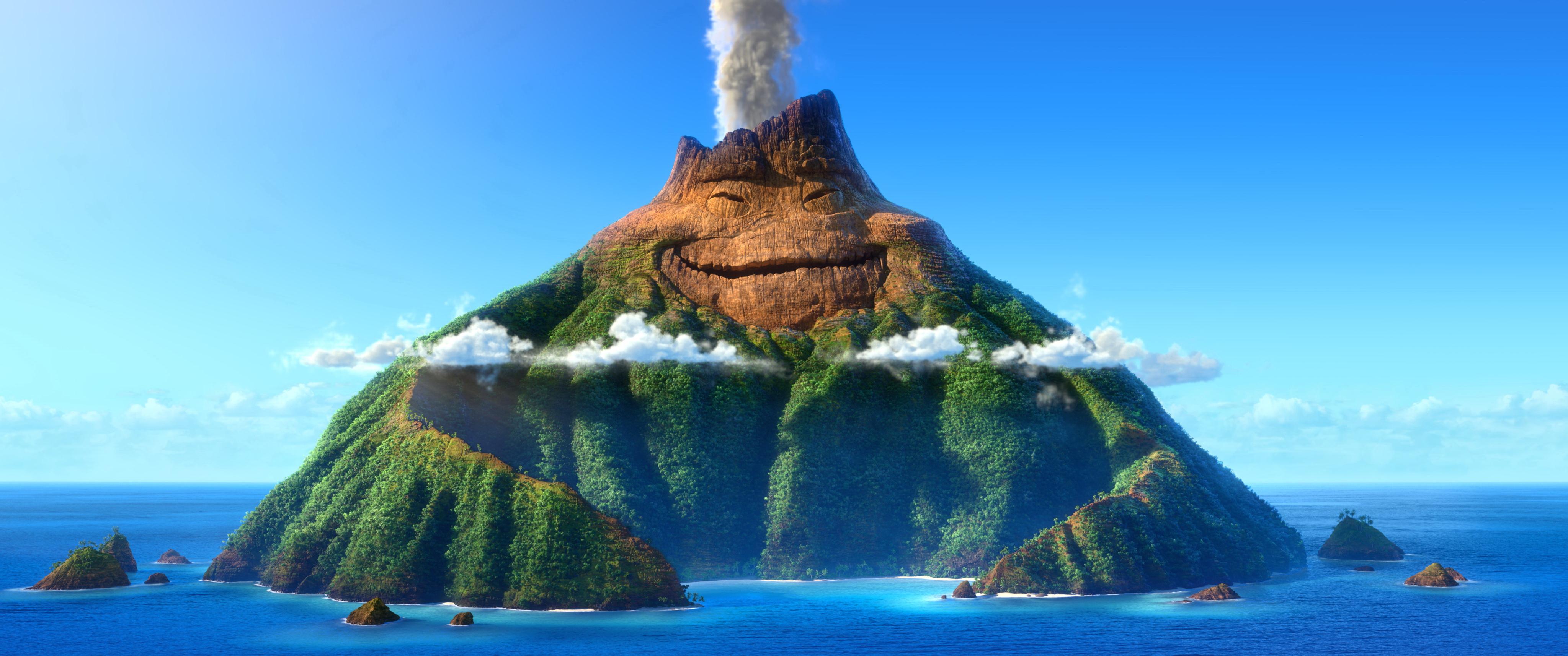 Pixar's Short Film, Lava