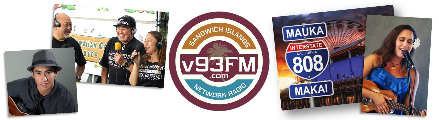 California 808 by Sandwich Islands Network Radio