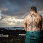 Tatau: Marks of Polynesia. Tattoo by Sulu'ape Steve Looney. Photo by John Agcaoili.