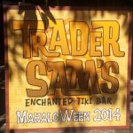 2014 Trader Sam's MahaloWeen Luau