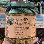 Island Princess Macadamia Popcorn Crunch