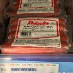 Redondo's Hot Dogs, Redondo's Hawaiian Weiners