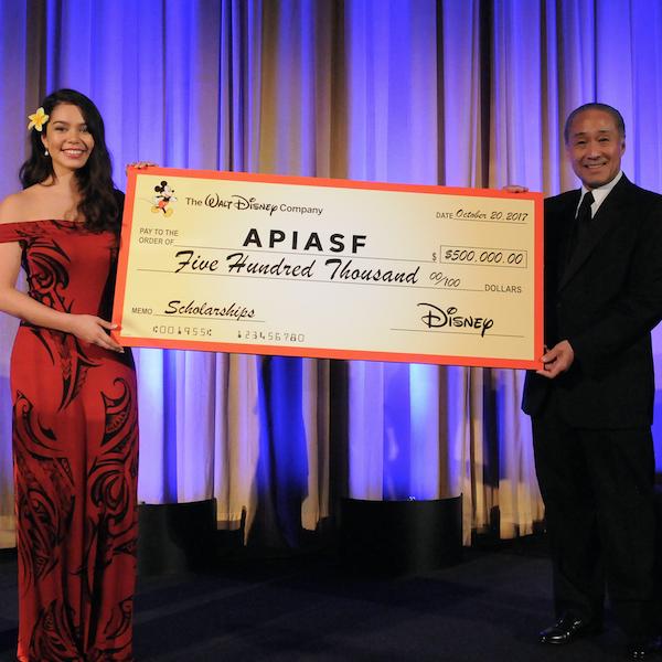 APIASF Disney Scholarship