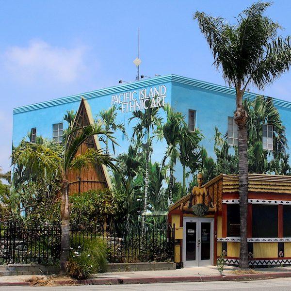 Pacific Island Ethnic Art Museum (PIEAM) Long Beach, CA