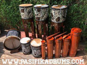 Pasifika Drums, San Diego, CA
